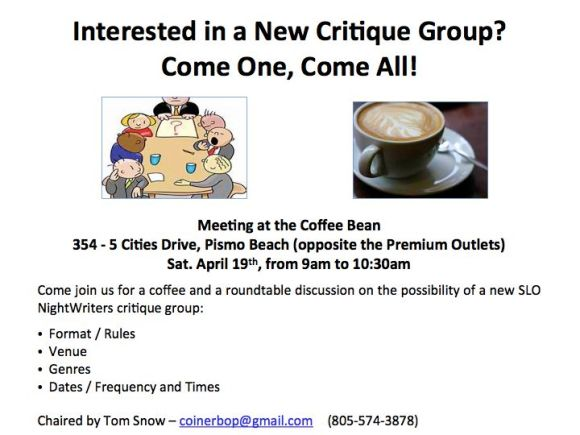 Interested in a New Critique Group.001